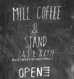 millcoffee看板