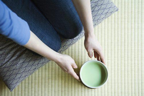 抹茶_食べる瞑想_マインドフルネス_月めぐり_201808