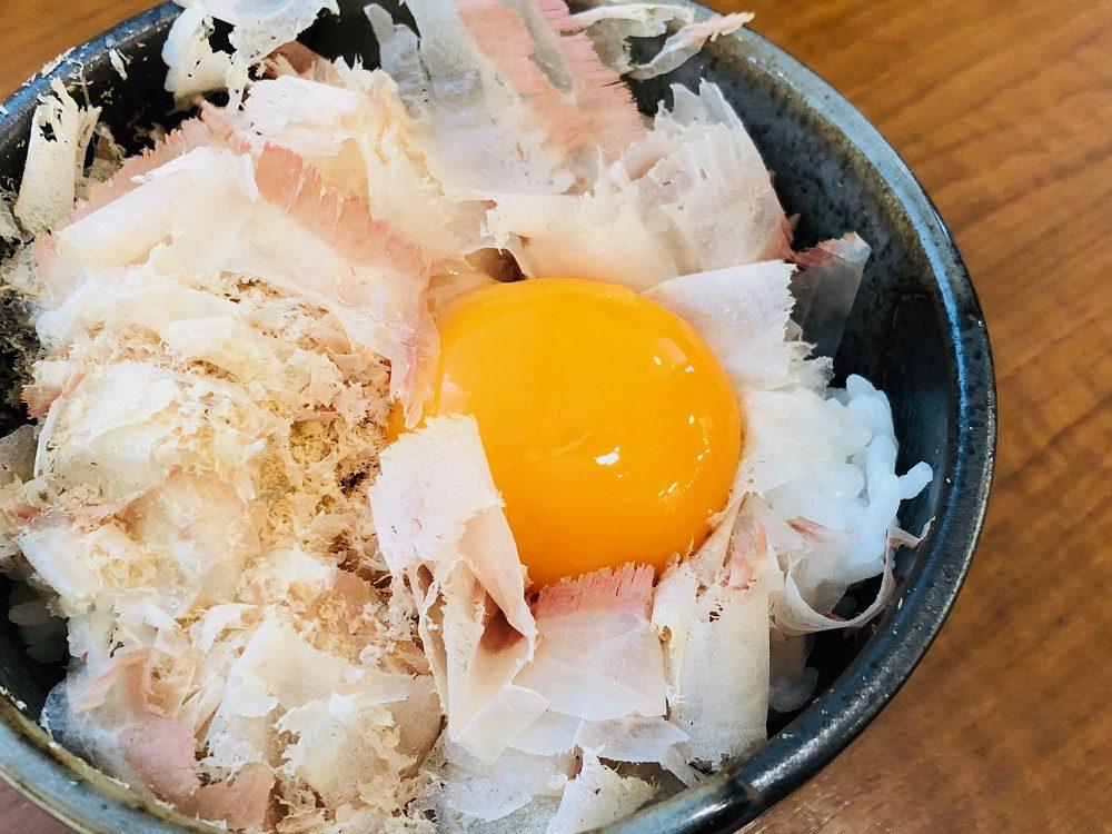 卵かけごはん_TKG_薬膳_更年期_ホットフラッシュ_妊活_不妊_PMS_食べ物