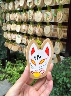 狐絵馬_福徳神社